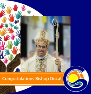 WELCOME BISHOP DUCA TO BATON ROUGE!