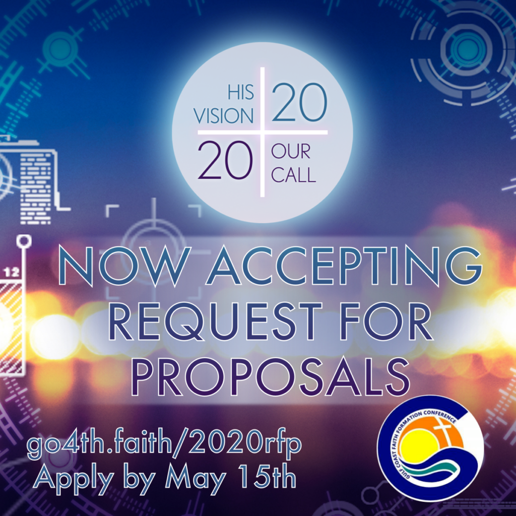Calling All Presenters! Request for Proposals Now Open!